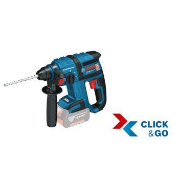 Akku-Bohrhammer GBH 18 V-EC Solo-Gerät mit L-Boxx