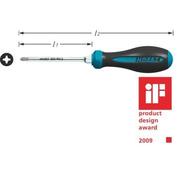 HEXAnamic®-Schraubendreher 802-PH 0 · KreuzschlitzProfil PH