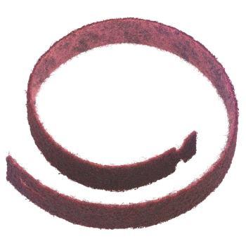 3 Vliesbänder 30x660 mm, mittel, mit Knopflochvers