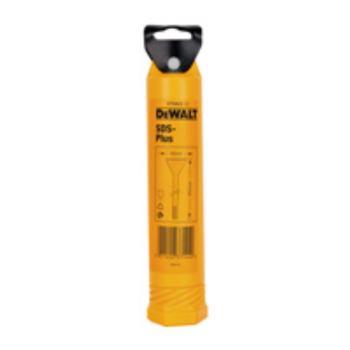 SDS-Plus Meißel -Flachmeißel / 20mm Bre DT6802 Länge