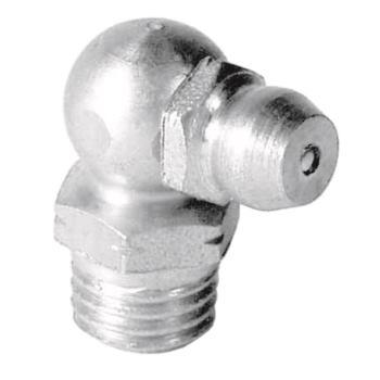 Edelstahl Hydraulik-Kegel-Schmiernippel H3 M8x1
