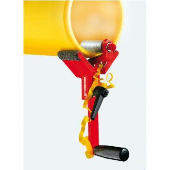 Kunststoffrohr-Anfasgerät,Gr.2, 32-160mm