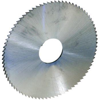 Kreissägeblatt HSS grobgezahnt 125x1,2x22 mm