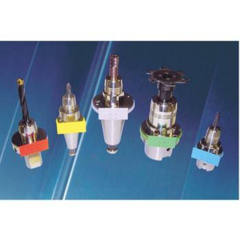 Werkzeug-Datenhalter blau für SK 40 und HSK 63