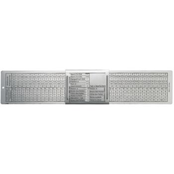 DIN-Gewindeschieber metrisches ISO-Feingewinde