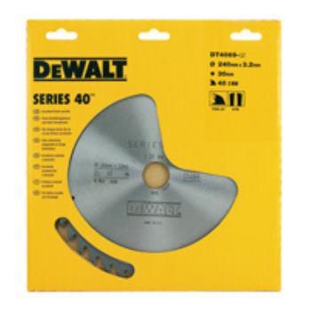 EXTREME DEWALT® Handkreissägeblatt - Fe DT4063 e & Querschnitte