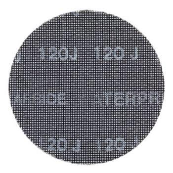 Schleifgitter 125mm K320 (10 St.)