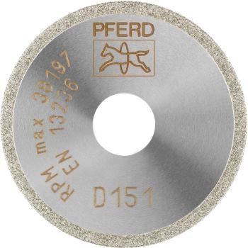 Diamant-Trennscheibe D1A1R 40-1-10 D 151 GAD