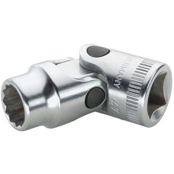 02040015 - Gelenk-Steckschlüsseleinsätze