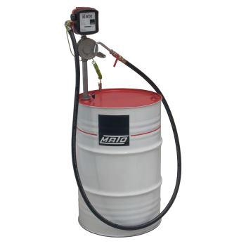 Aluminium-Kurbelpumpe RP 100-EX mit Zähler DIGIMET
