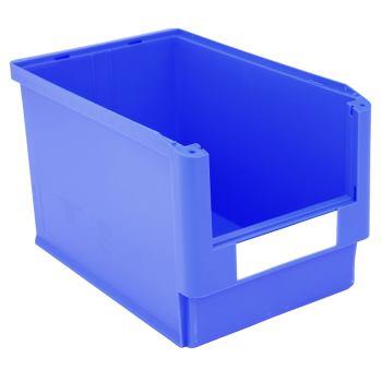 Sichtlagerkästen SK, 500 x 310 x 300, blau