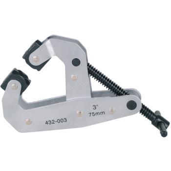 Parallel-Schraubzwinge Spannbereich 0 - 75 mm