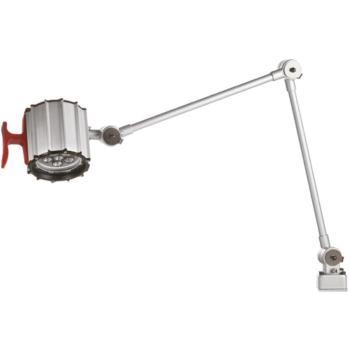LED-Maschinenleuchte 6 x 1 W, mit Gelenkarm Schutz