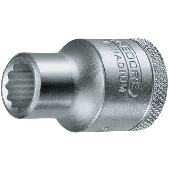 Steckschlüsseleinsatz 16 mm 1/2 Inch DIN 3124 Dop