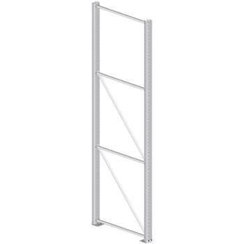 Palettenregal-Ständer verzinkt kompl.Ständer