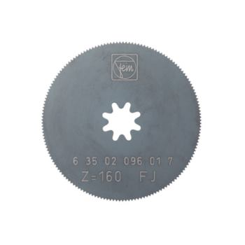 HSS-Sägeblatt, Kreisform VE 5 St