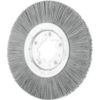 Rundbürste, ungezopft RBU 25015/50,8 SiC 320 0,55