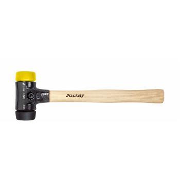 Safety Schonhammer, schwarz/ gelb.