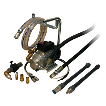Elektro-Zahnradpumpe AEP 100 für Altöl, komplett 3