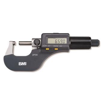 Digit. Bügelmessschraube, 0 - 25 mm 775000025