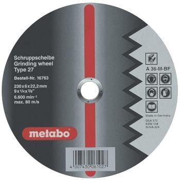 Flexiamant super 180x6,0x22,23 Alu, Schruppscheibe