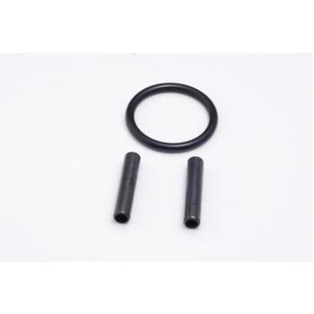 Ersatzteil-Satz für Federspanner: 2 Zylinderstifteund 1 O-Ring