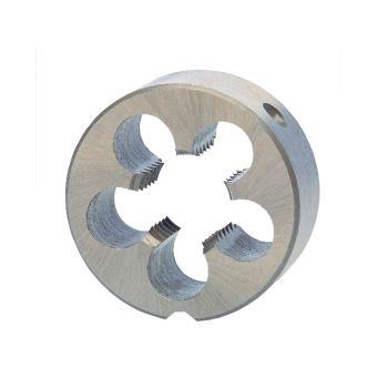 Schneideisen HSS-G (Außen 25,0mm),M 6 x 1,00 mm