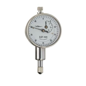 Kleinmessuhr 0,01mm / 3,5mm / 28mm / ISO 463 - Werksnorm 10169