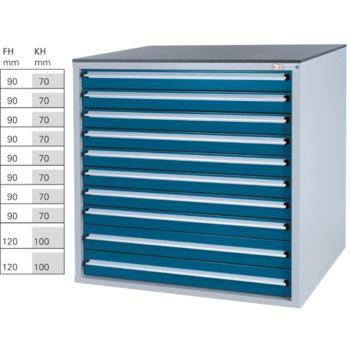 Werkzeugschrank System 800 B, Modell 32/10 GS -