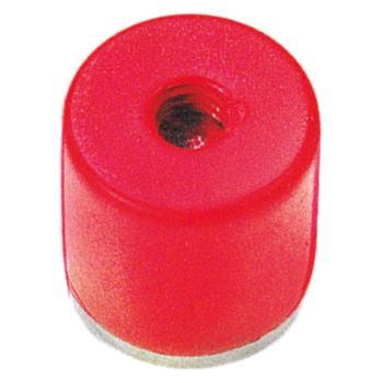 Topfmagnet mit Gewinde 17x16 mm M 6