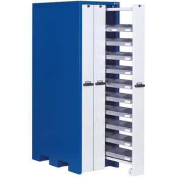 Vertikalschrank H x B x T 2140 x 660 x 1050