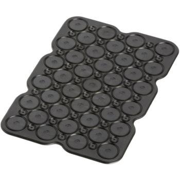 ATORN Vac-Mat schwarz 1 Stück 2,5x200x300 24502060