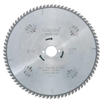 Kreissägeblatt HW/CT 160 x 20 x 2,2/1,4, Zähnezahl