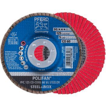 POLIFAN®-Fächerscheibe PFC 125 CO 60 SGP-COOL/22,23
