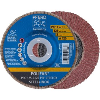PFC 125 A 120 PSF/22,23