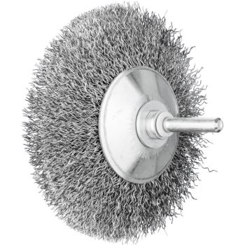 Kegelbürste mit Schaft, ungezopft KBU 9510/6 ST 0,30