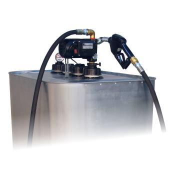 Tankanlage EP 55-AZ mit 4 m Abgabeschlauch 3432041