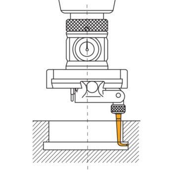 Winkeltasteinsatz Kugeldurchmesser 5 mm