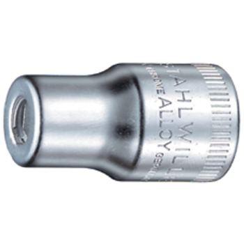 Bit-Halter 3/8 Inch 32 mm DIN 3126 1/4 Inch Sechs