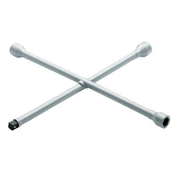 """Kreuzschlüssel PKW 17x19x21x1/2"""" 4-kt, 420x420 mm"""