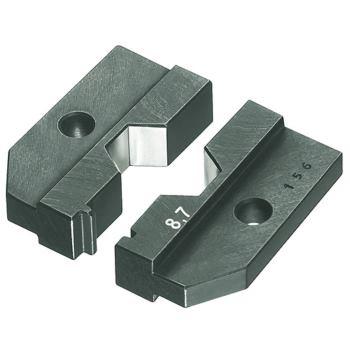 Crimpeinsatz für FSMA-, ST- und MIC-Stecker für Li chtwellenleiter