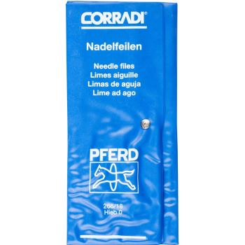 CORRADI®-Nadelfeilen-Set 266/18 180 mm H0
