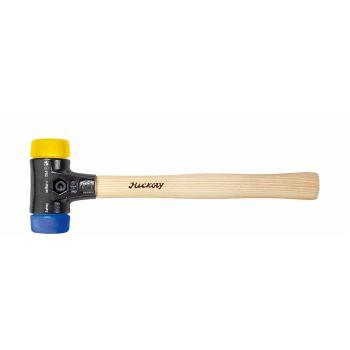 Safety Schonhammer, blau/ gelb.