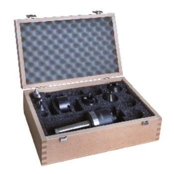 Stirnseiten-Mitnehmer Set, CoE, MK5, Spannkreis 12-50mm, Mechanisch