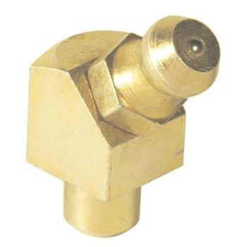Hydraulik-Kegel-Schmiernippel H2a 6 mm DIN 71412