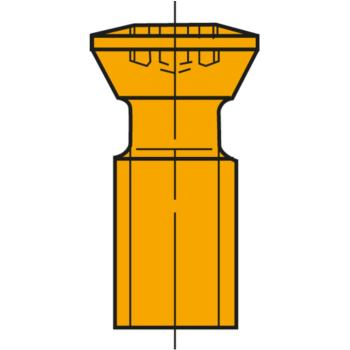 Spannschraube für Pentatec D=18mm