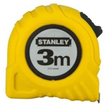 Bandmass Stanley 3 m / 12,7 mm
