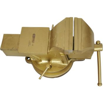 BRONZE Parallel-Schraubstock 130 mm 963.5006
