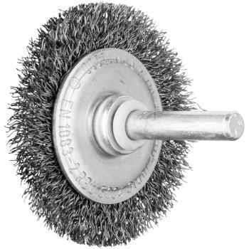 Rundbürste mit Schaft, ungezopft RBU 5004/6 ST 0,20