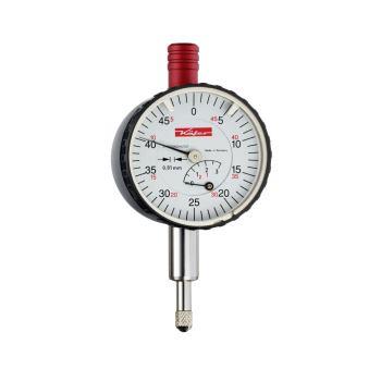 Kleinmessuhr 0,01mm / 3mm / 40mm / Stoßschutz / ISO 463 - DIN 878 10002